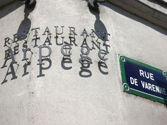 """7th arrondissement""""I can recall one lunch at L'Arpège that lasted so long, over such a succession of brilliant dishes, that the sun had set by the time we were done with the brandy and mignardises."""" —Kevin WestRestaurant Info: L'Arpège"""