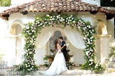 AN INTERTWINED EVENT: CHARMING PINK WEDDING AT RANCHO LAS LOMAS   Intertwined Weddings & Events   Gavin Wade Photography  I Do, Bride and Groom, Just Married, Newlyweds
