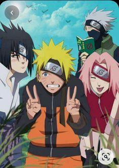 Naruto Shippuden Sasuke, Naruto Kakashi, Anime Naruto, Naruto Team 7, Otaku Anime, Naruto Comic, Naruto Sasuke Sakura, Wallpaper Naruto Shippuden, Naruto Cute
