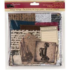 7Gypsies Vintage Writing: Gypsy Pack