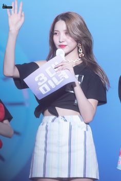 Kpop Girl Groups, Korean Girl Groups, Kpop Girls, Gfriend Sowon, G Friend, Taipei, South Korean Girls, Cheer Skirts, Adidas Jacket