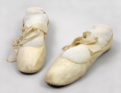 Shoes, ca 1800's-20's, Oakland Museum of California