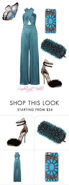 """""""♥♥♥04-12-2017♥♥♥"""" by falloncrystian ❤ liked on Polyvore featuring Sophia Webster, Luxury Fashion and Temperley London"""