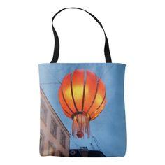 #zazzle #girl  #woman #gift  #giftidea  #Tote #Bag #Chinese #Lantern