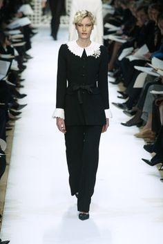 Balmain Spring 2002 Couture