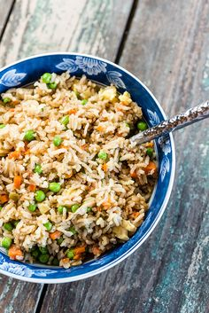 No Wok, No Problem: Rice Cooker Fried Rice - Everyday Good Thinking