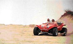 Discover, as I did, how Steve McQueen is connected with this 40-year old Dune Buggy.
