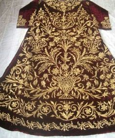 494 best images about Ottoman Empire on Pinterest   Istanbul, 16th ...  Pinterest736 × 887Search by image  Late-Ottoman urban style, ca. Probably from Central Anatolia. Velvet adorned with goldwork embroidery (golden metallic thread, applied with the 'Maraş ...