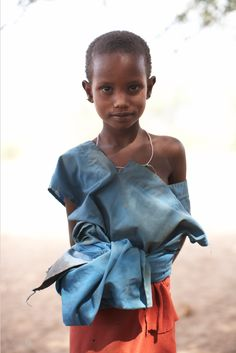 Child of the Samburu | Photo by Lyle Owerko