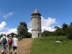 La Tour Matagrin à Violay