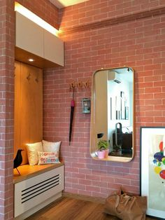 Brick Works — the Association Brick Works, Home Organization, Organizing, My Dream Home, Interior Styling, House Tours, Small Spaces, House Design, Furniture