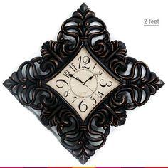 Quartz Fancy Wall Clock 1