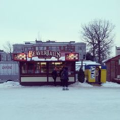 Hopefully the rain won't have the Skateway closed for too long. We need more BeaverTails pastries :)!