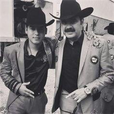 Ariel Camacho Y Mario Quintero De Los Tucanes De Tijuana.
