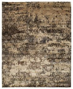 "Prism Silk 8'0""x10'0"": Shop Contemporary Area Rugs & Overdyed Rugs From ABC Carpet - ABC Carpet & Home"