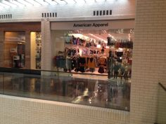 Retail Store Final Post Construction Cleaning at Northpark Mall Dallas, TX
