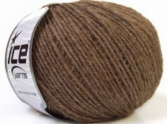 SIGN UP NEWSLETTER FEEDBACK ABOUT US This listing is for: 8 Balls (400 gr - 14.108 oz.)MASTER ALPACA Hand Knitting Yarn Brown Item Information Brand : ICECategory : Master AlpacaClick here for other available colors of Master AlpacaLot # : Fnt2-31725Main Color : BrownColor : Brown Fiber Content : 25% Alpaca, 25% Merino Wool, 50% AcrylicNeedle Size : 4 mm / US 6Yarn Weight Group : 3 Light: DK, Light, WorstedQuantity: 8 ballsBall Weight : 50 gr. (1.7635 oz.)Ball Length : 175 m. (191.4 yards )…