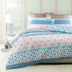 Quilted Decadence | Beautiful Embossed Quilt Covers & 1000TC Sheet Sets @ The Home