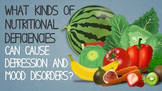 Nutritional Deficiencies Are Causing Mood Disorders -   WATCH VIDEO HERE -> http://bestdepression.solutions/nutritional-deficiencies-are-causing-mood-disorders/      *** What Vitamin Deficiency Causes Depression ***   Do you know what nutritional deficiencies can cause mood disorders or depression? Discover the symptoms of nutritional deficiency here! Join our mailing list to receive the latest health and wellness news from your inbox … Or Follow us...