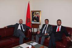 Sono lieto di annunciarvi di avere ricevuto da S.E. Ahmed Sabri, Console Generale del Regno del Marocco, l'incarico diplomatico-governativo di DELEGATO ALLA COOPERAZIONE IMPRENDITORIALE ED INTERCULTURALE tra #Marocco e #Sicilia.  In tal senso, dichiaro ampia disponibilità ai #Media, ai #Professionisti ed agli #Imprenditori circa l'elaborazione di progetti ed opere utili alla suesposta COOPERAZIONE