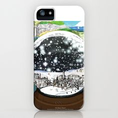 All About Ithaca (NY) iPhone & iPod Case by Camilo Nascimento