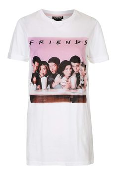 Friends Sleep Tee - Topshop Topshop Pyjamas e2e55fa82