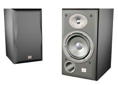 Amazon.com: JBL Northridge E30 2-Way 6-Inch Bookshelf Speakers, Pair (Black Ash) (Discontinued by Manufacturer): Electronics