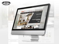 Meblenajtaniej.pl - Zlecenie obejmowało layout strony oraz logotyp.