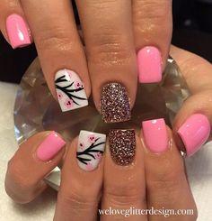 52 Ideas for pedicure toenails summer spring nails Fancy Nails, Diy Nails, Cute Nails, Pretty Nails, Smart Nails, Gold Nails, Spring Nails, Summer Nails, Autumn Nails