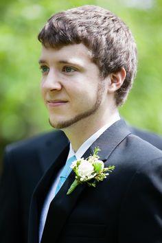 The groom!