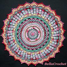 Threadie's May 2015 Crochet Along (CAL)
