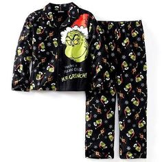 How The Grinch Stole Christmas Pajamas (10)