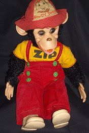 """Image detail for -Dianne Zweig - Kitsch 'n Stuff: Collecting """"Zippy The Monkey"""""""