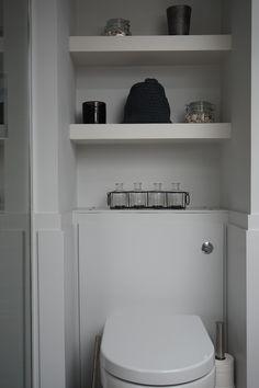 ensuite bathroom - taking advantage of every space for storage ideas Storage Ideas, Bathrooms, Space, Interior, Design, Floor Space, Organization Ideas, Bathroom, Indoor