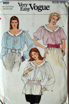 2451 Best Vintage sewing patterns images in 2019  716a9c7e8