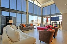 A penthouse in Sea Point, Cape Town