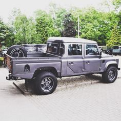 Something new on the Twisted courtyard!  #TwistedHQ #ReadyForAnything #Handcrafted #Unique #Style #TwistedDefender #LandRover #Yorkshire