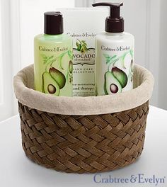 Crabtree & Evelyn Avocado Essentials