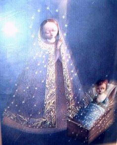Nativity by Alejandro Rangel Hidalgo