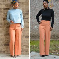 how to take in the waistband of too big pants