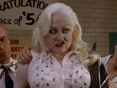 """Kim McGuire who played Mona 'Hatchet-Face' Malnorowski alongside Johnny Depp in """"Cry-Baby"""" has died."""
