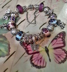 New collection - Butterfly theme