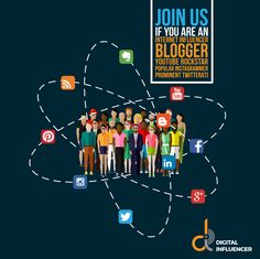 Are you a popular influencer? Join our network of 10,000+ influencers to be a part of our campaigns! Sign up here: www.dinfluencer.com/sign-up.php