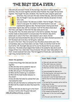 Reading Comprehension: Addicted to her mobile | ESL worksheets of ...