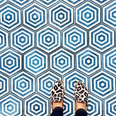 I Have This Thing With Floors.....