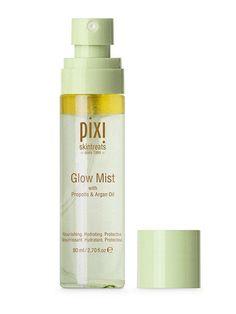 Beauty Oils - Pixi by Petra Glow Mist | allure.com