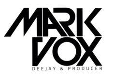 DJ logo. I like the typography
