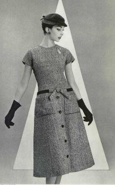 1950's fashion - christian dior
