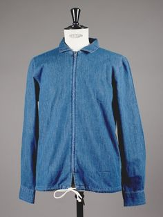 Jeans Shirt Jacket by Velour! Find it at Aplace.com