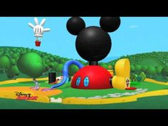 Say the magic words with Mickey to see the clubhouse appear in Mickey Mouse Clubhouse the opening scene! Check out Mickey Mouse Clubhouse on Disney Junior an. Mickey Mouse Clubhouse Videos, Photos Mickey Mouse, Mickey Mouse Y Amigos, Mickey Mouse Art, Mickey Mouse And Friends, Mickey Mouse Birthday, 3rd Birthday, Birthday Ideas, Disney Junior